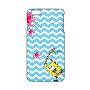 diy zhengCool-benz Lovely cartoon Minions 3D Phone Case for Ipod Touch 4 4th