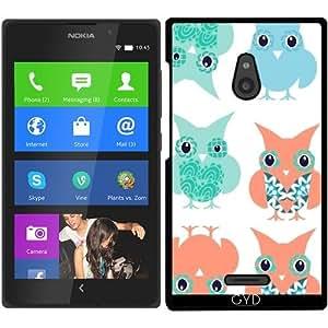 Funda para Nokia XL - Búhos by Luizavictorya72