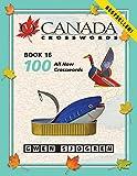 O Canada Crosswords Book 16