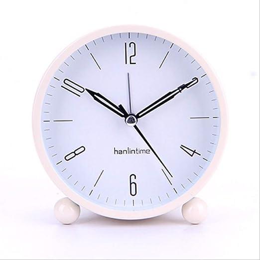 GWRA Reloj electrónico Reloj Despertador Reloj de Escritorio Retro ...