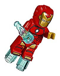 LEGO Super Heroes Iron Man: Detroit Steel Strikes 76077 Building Kit (377 Pieces)