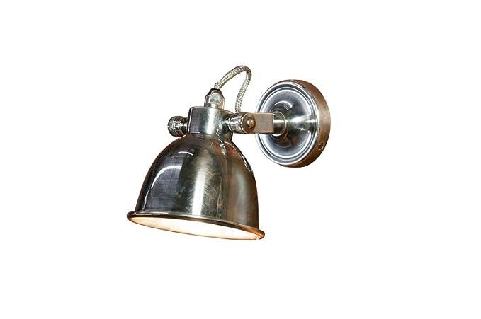 Lampada Vintage Da Parete : Pib lampade da parete lampada da parete bistro modello grande