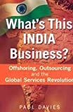 What's This India Business?, Paul Davies, 1904838219