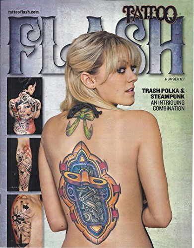 Tattoo Flash Magazine (#127 - Cover Model: Samantha Lynn Woodford)