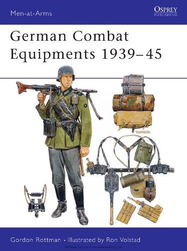 German Combat Equipments 1939?45 (Men-at-Arms)