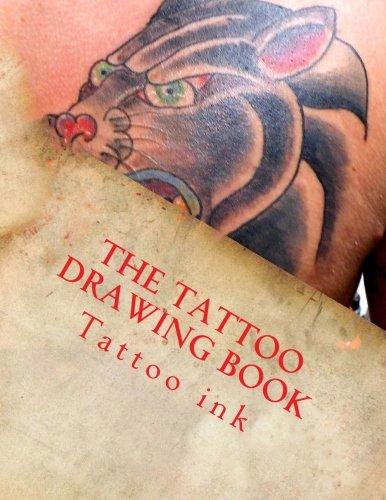The Tattoo drawing Book: Beginner tattoo stencils