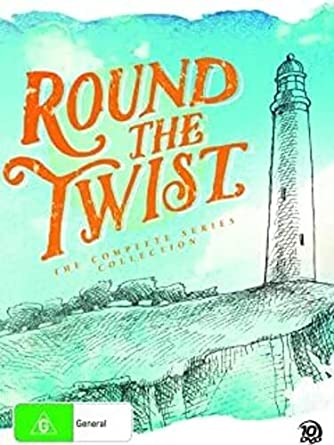 Round The Twist: The Complete Series Collection