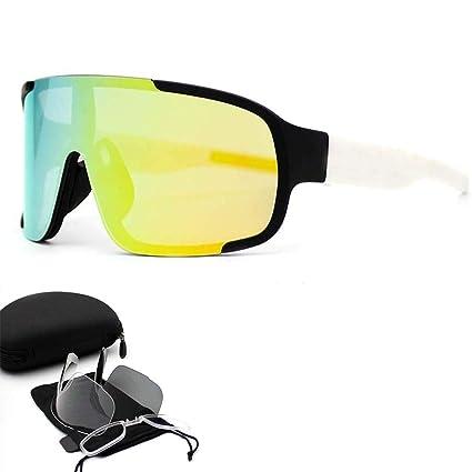 Amazon.com: Briskreen - Gafas de sol polarizadas deportivas ...