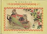 img - for Victorian Christmas Cats Roger Eisinger Christina Donna Design book / textbook / text book