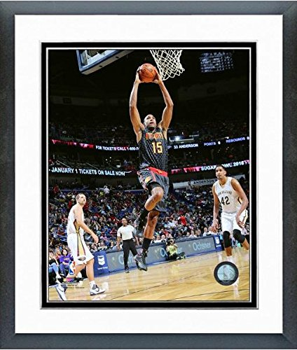 Al Horford Atlanta Hawks NBA Action Photo (Size: 22.5