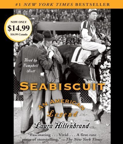 seabiscuit an american legend essay Laura hillenbrand (born may 15, 1967) is an american author of books and magazine articles hillenbrand's first book was the acclaimed seabiscuit: an american legend (2001), a nonfiction account of the career of the great racehorse seabiscuit, for which she won the william hill sports book of the year in 2001.