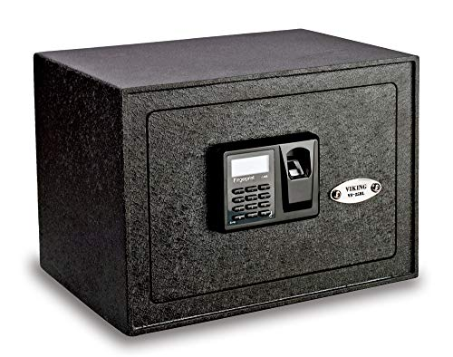 Viking Security Safe VS-25BL Biometric Safe Fingerprint Safe … (Small)