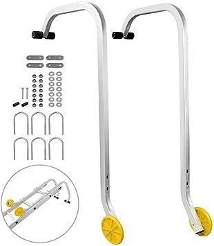 Sotech - Gancho de Techo Universal para Escalera, Gancho de Escalera de Techo, 0,93 Metro(s), Carga máxima: 150 kg, Material: Acero: Amazon.es: Bricolaje y herramientas
