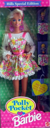 (Mattel Barbie Polly Pocket Hills Special)