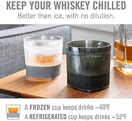 Whiskey Freeze™ Cooling Cups (Set of 2) By HOST