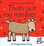 That's Not My Reindeer. It's Body Is Too Furry