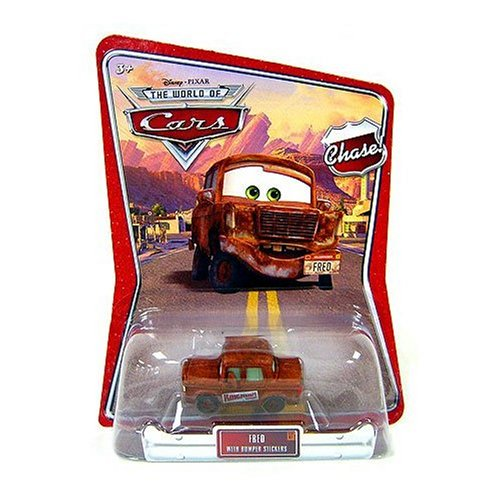 Disney / Pixar CARS Movie 1:55 Die Cast Car Series 3 World o