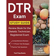 DTR Exam Study Guide: Review Book for the Dietetic Technician, Registered Exam
