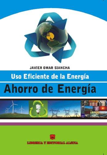 Descargar Libro Ahorro De Energía Javier Omar Siancha
