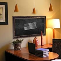 Rayne Mirrors American Made Roman Blackboard/Chalkboard, 18
