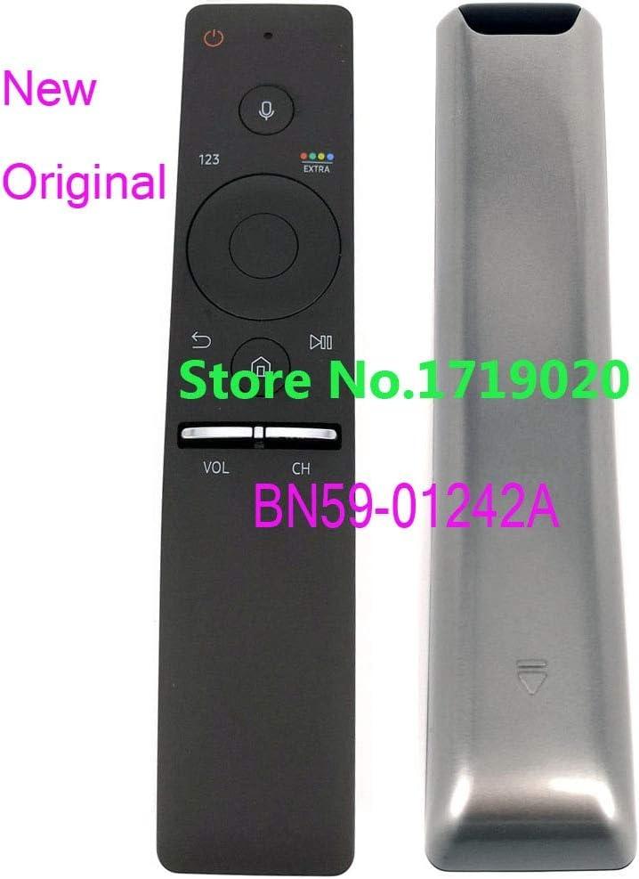 Calvas BN59-01242A - Mando a distancia para Samsung Smart TV con voz BN59 01242A BN5901242A RMCSPK Bluetooth: Amazon.es: Bricolaje y herramientas