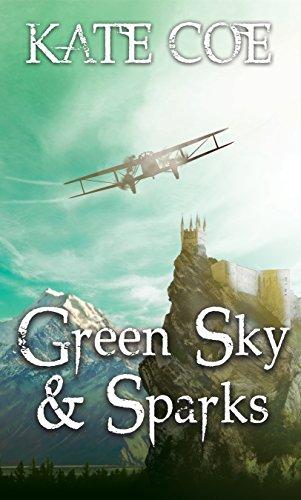 Green Sky & Sparks