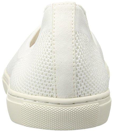 J Slides JSlides Womens Carol Fashion Sneaker White 9eV2L71RWo