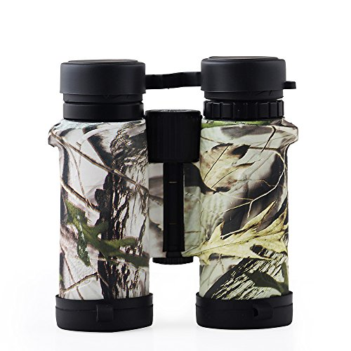 Hunter Optics 8X32 Compact Bird Watching Binoculars Lightweight and Compact for Hours of Bright, Clear Bird Watching Great for Outdoor Sports Games and Concerts