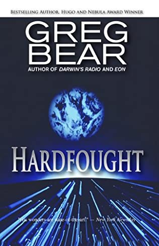 book cover of Hardfought