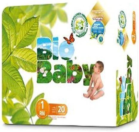 Baby Bio capas ecológicos desechables, biodegradables 20 UND ...