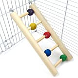 Alfie Pet - Quinlan Hanging Wooden Ladder Toy for