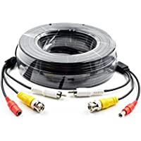 16 Feet (5 meters) BNC-Video RCA-Audio DC-Power All In One cable for CCTV Cameras