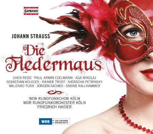 - Strauss: Die Fledermaus