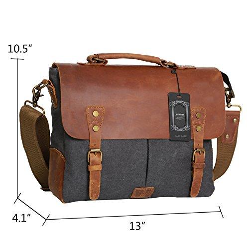 Wowbox Messenger Satchel Bag Men Women