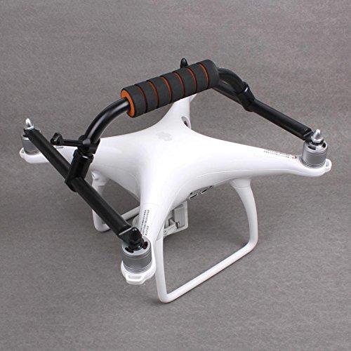 ハンドヘルドジンバル 手持ちジンバル 手持ち撮影 アルミニウム合金製 DJI Phantom3/4に対応