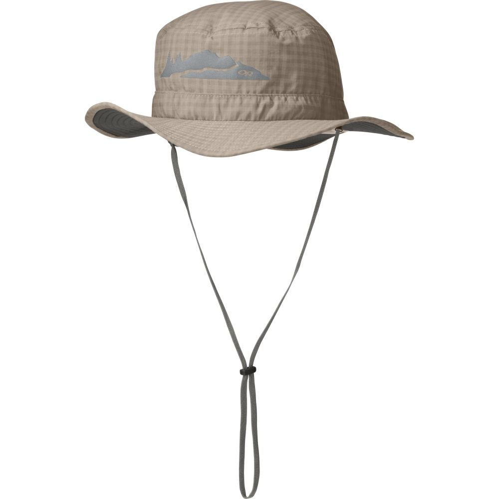 Outdoor Research Kid's Helios Sun Hat Bug Protection, 913-Sandstone, Small