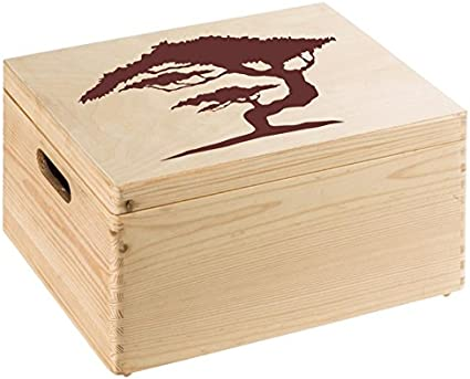Widerverwendbare PVC-Schablone Bonsai Tree wiederverwendbare Schablone A3 A4 A5 /& gr/ö/ßere Gr/ö/ßen Wanddeko Shabby Chic T5 A3 size 297 x 420 mm wei/ß 11.7 x 16.5 in