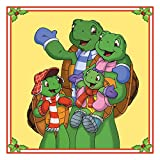 Franklin and the Green Knight/Franklins Magic Christmas Double Feature