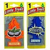 (Pack of 144) Little Tree Car Freshener Assorted, 1pk
