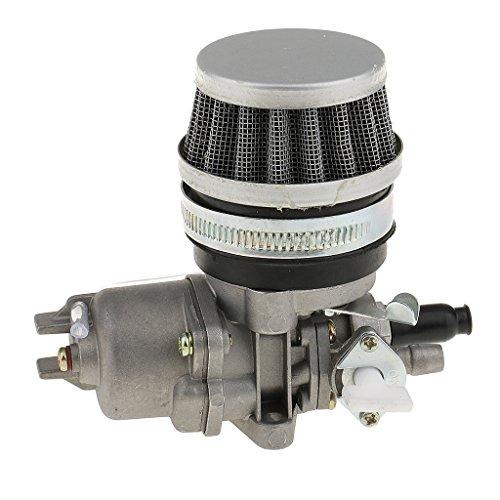 MagiDeal Performance Carburetor Air Filter Kit Replace 47 cc 49 cc Pocket Mini (49 Cc Pocket Rocket)