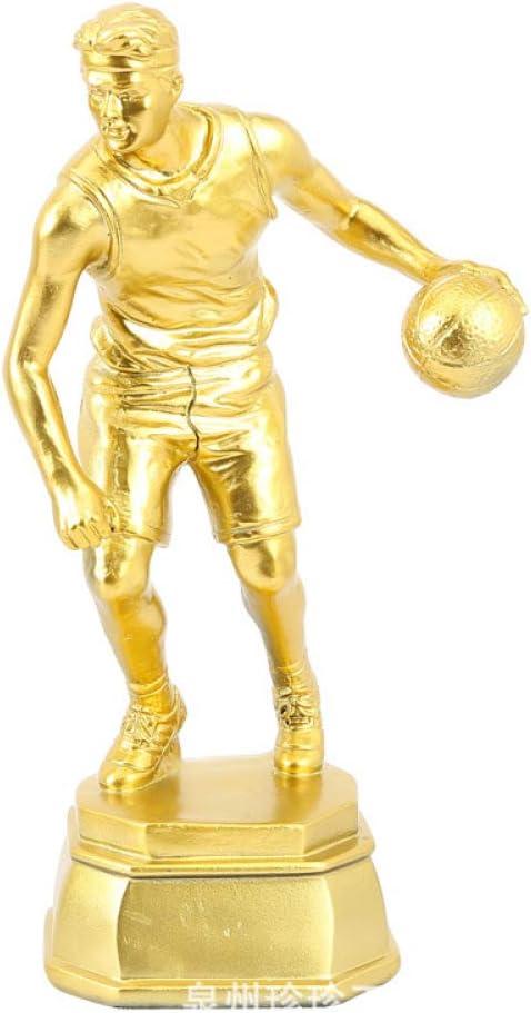 ZXLRH Trofeo De Baloncesto Trofeos De Plástico Figura Trofeo Prime ...
