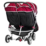 Baby Jogger City Mini Double Stroller, Teal/Gray