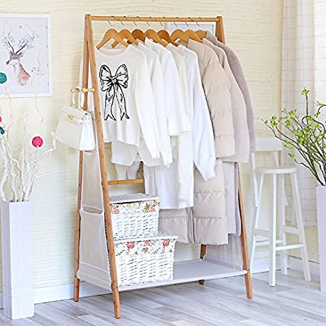 Coat Rack Hanger Landing Bedroom Simple Multifunctional Coat Bag Rack Shelf Storage Shelves