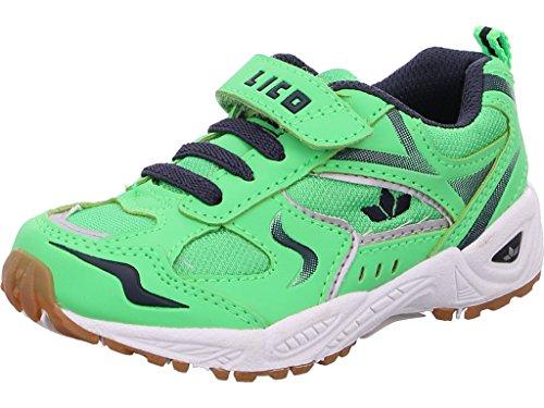 Lico - Zapatillas para niño Grün/Marine