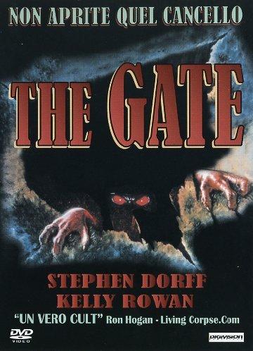 The Gate - Non Aprite Quel Cancello [Italia] [DVD]: Amazon.es ...
