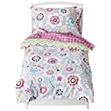 Sumersault Chelsa Todder Bedding Set - Bed Accessories - Toddler Bedding - Bedroom Collection - This is everyday style that makes sense for your life and your home.