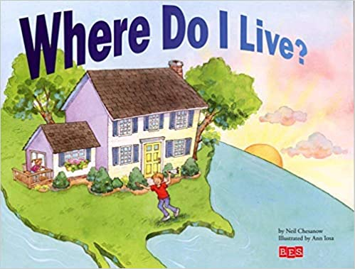 Where Do I Live By Chesanow Neil October 1995 Chesanow Neil Amazon Com Books Related read aloud stories and resources: amazon com