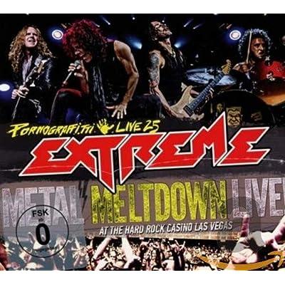 Pornograffitti Live 25/Metal Meltdown [Reino Unido] [DVD]