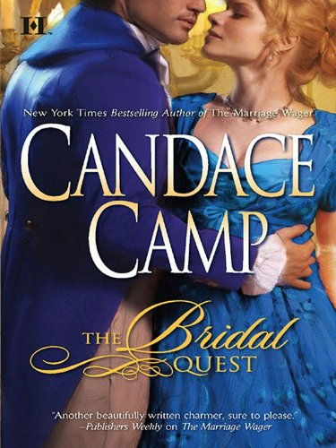 The Bridal Quest (Matchmakers Book 2) by [Camp, Candace]