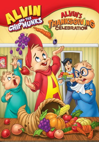 Alvin and the Chipmunks - Alvin's Thanksgiving Celebration -